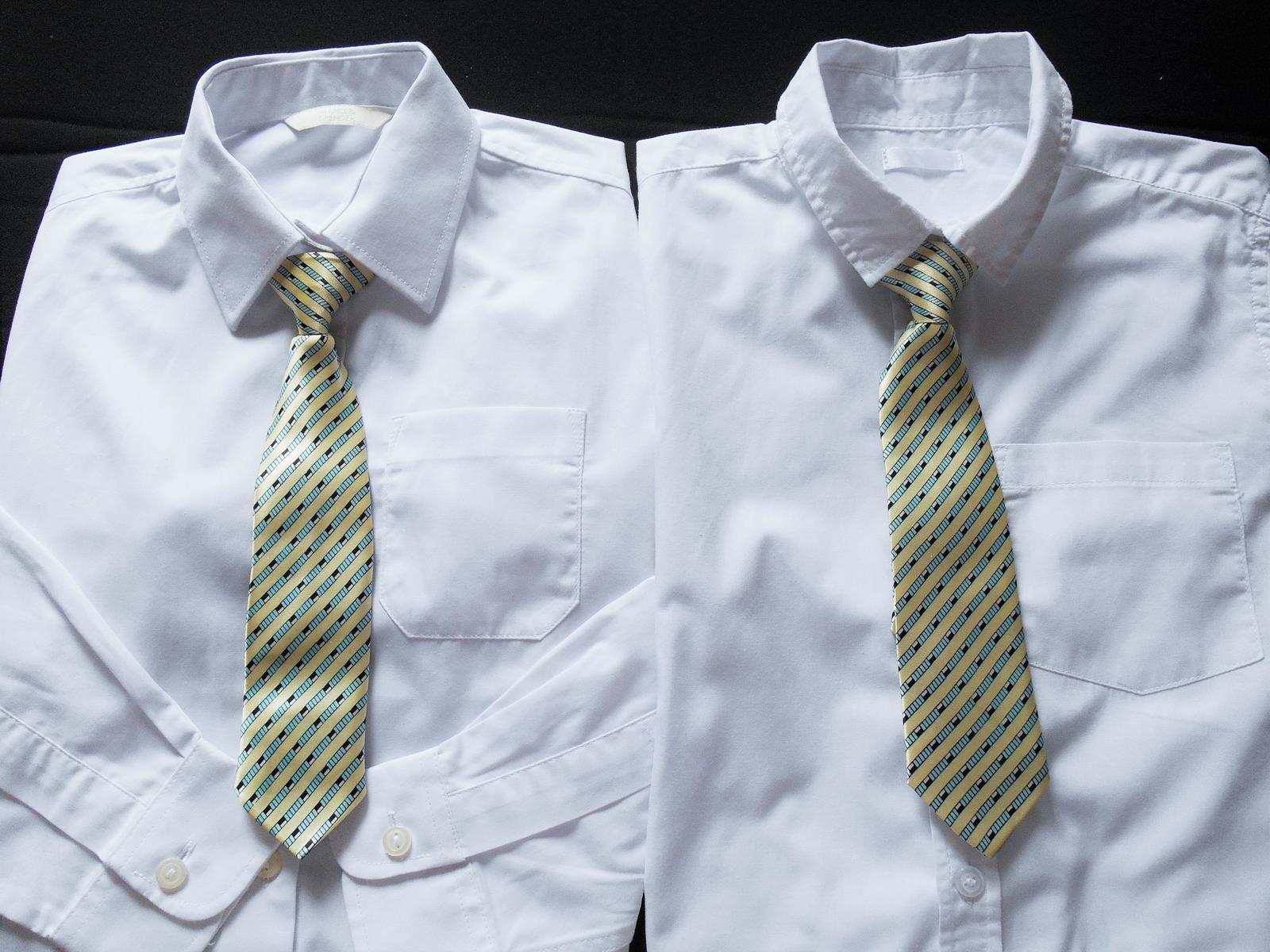 2x detská kravata cena spolu - Obrázok č. 1