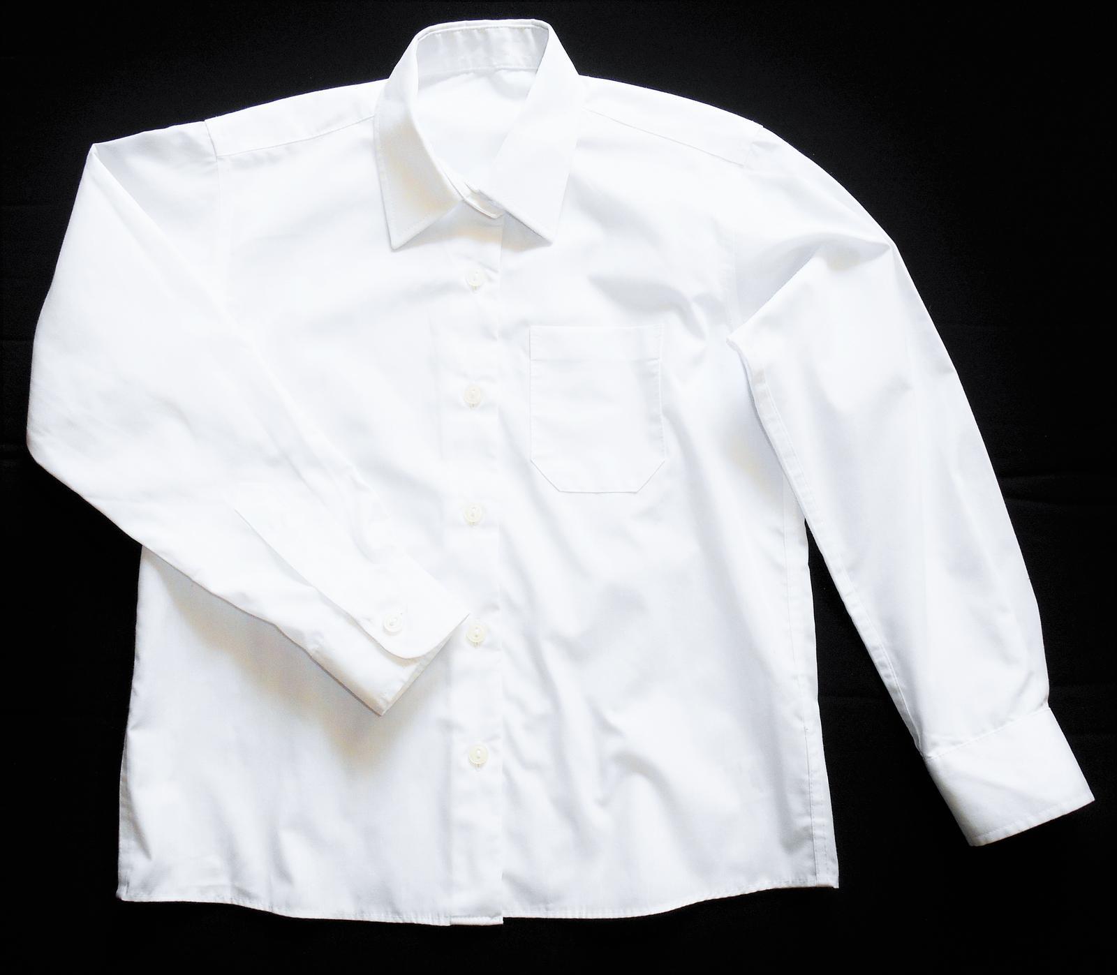 košeľa Marks&Spencer na 8 rokov - Obrázok č. 1