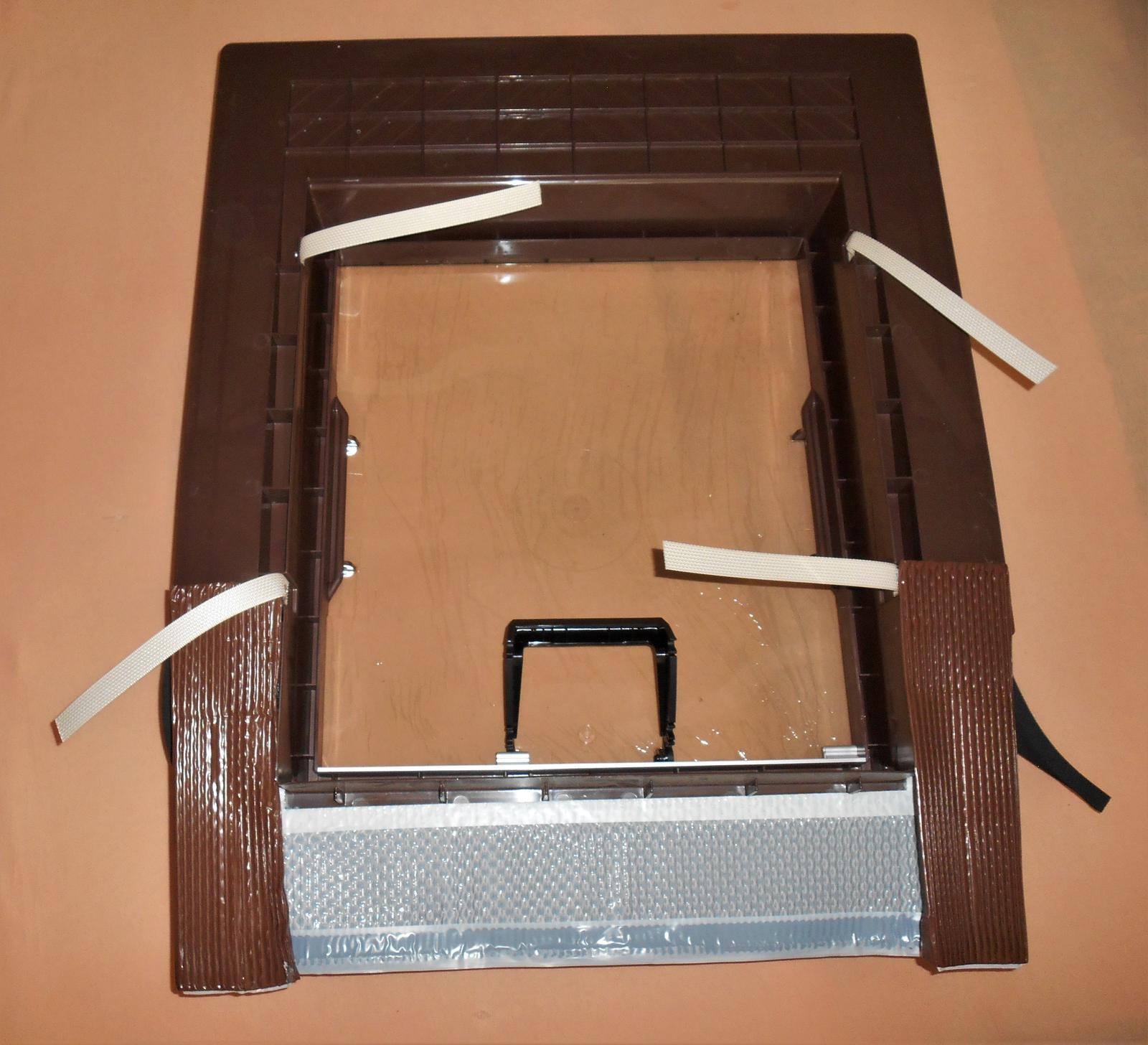 univerzálne strešné okno Luminex - Obrázok č. 1