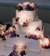 romantický dortík..