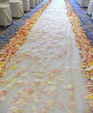 romanticka cesta pred oltar