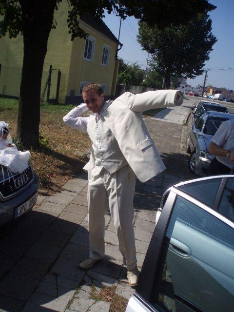Michaela{{_AND_}}Marek - Už si jede pro nevěstu