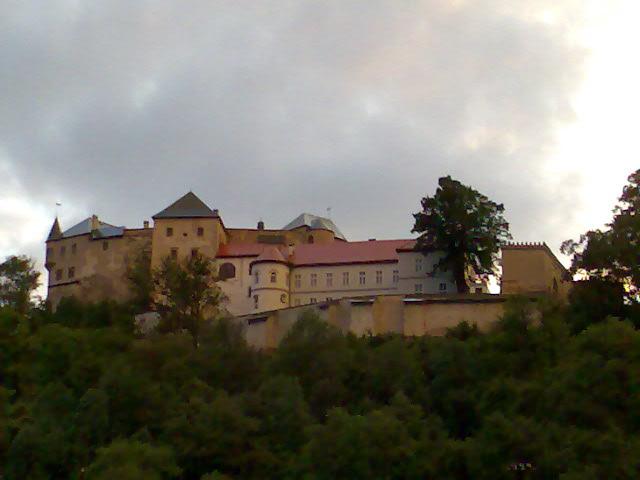 Môj sen ... - hrad Slovenská Ľupča