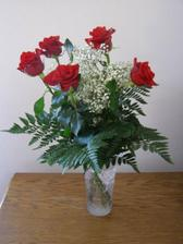 Zásnubní květina
