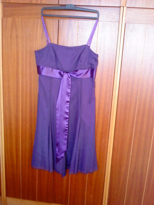 Príprava na svadbu :-) - šaty na prezlečenie