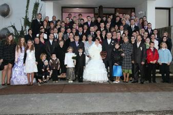 127 pozvaných hostí :-)