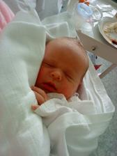 28. Marca 2011 sa nám narodila dcérka Veronika :-)