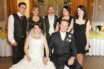 manželový rodičia a súrodenci