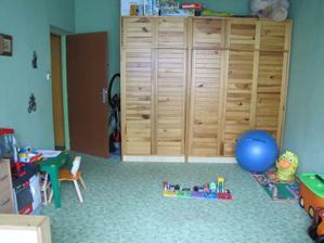 dětský pokoj původně