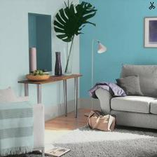 malba do kuchyně summer meddley jako je nalevo světlejší odstín 5