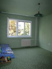 dětský pokoj před rekonstrukcí
