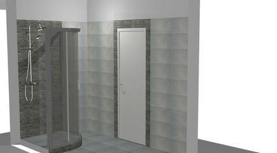 dveře a sprchový kout