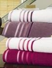 objednané ručníky (úplně spodní fialová)-rozhodla jsem se pro tuto barvu doplňků