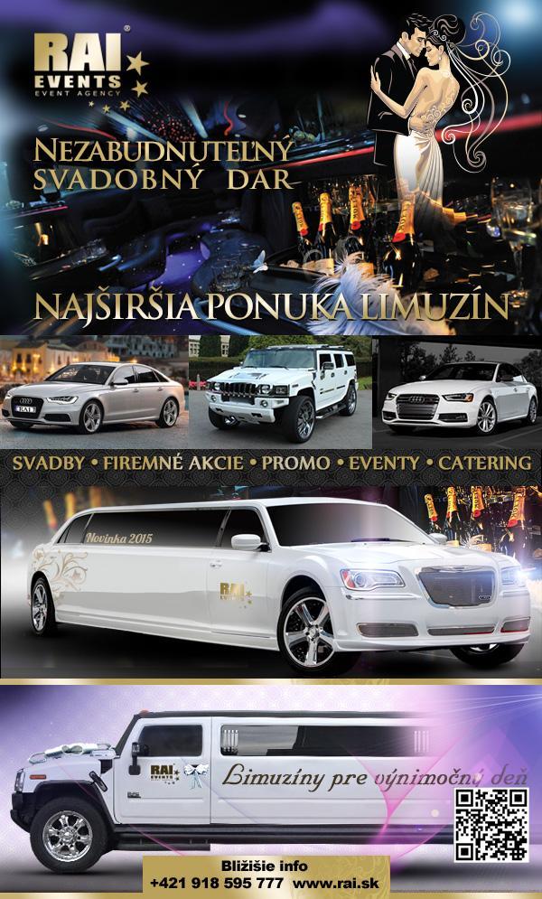 Najširší výber svadobných vozidiel... - Obrázok č. 1