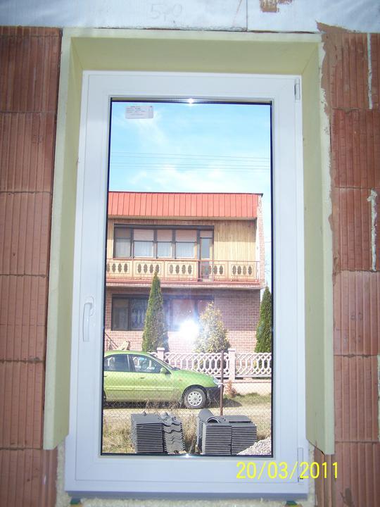 Náš dom - izolácia ostenia z interiérovej strany