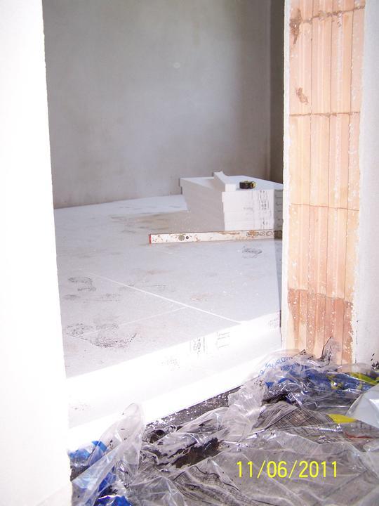 Náš dom - 12 cm EPS - viac nevošlo, ale vďaka aj za to  :)