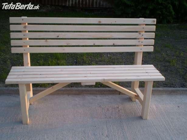Inspirácie na úpravu. - jednoduchá lavička