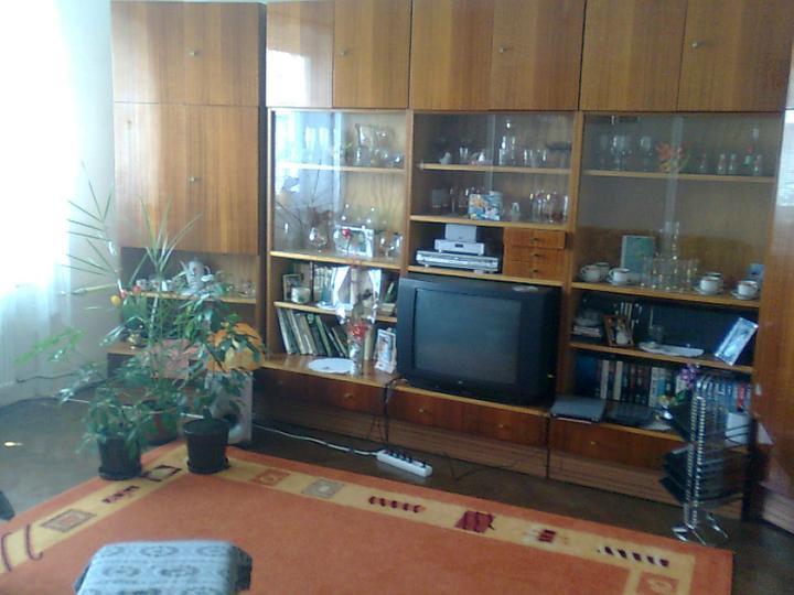 Moje upravy domu a dvora - pôvodná obývačka...