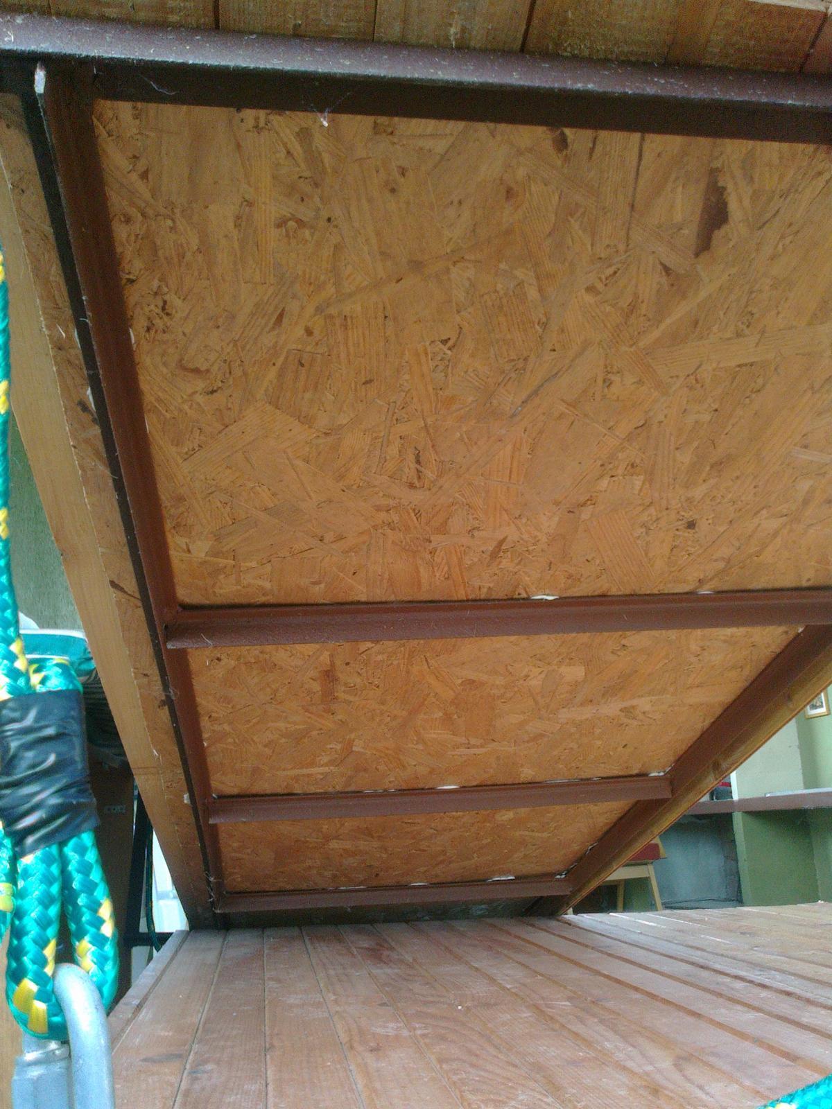 Moja stavba hojdačky - Obrázok č. 15