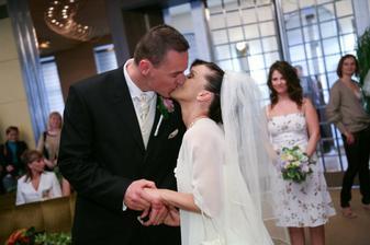Prvý manželský...