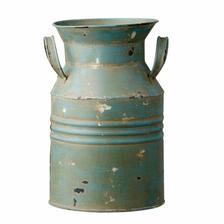 plechova vaza