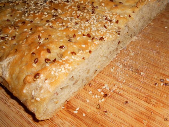 Muj prvni chleba :)