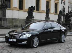 Přesně takové auto máme objednané