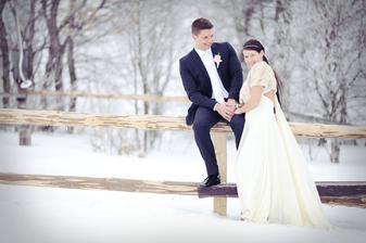 i na sněhu je krásně ;-)