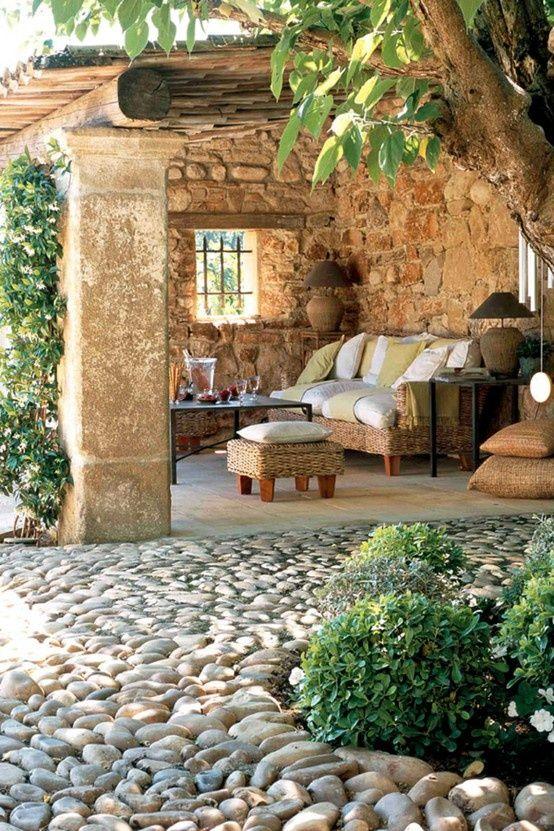 ..rustic cottage - co je naší inspirací... - Obrázek č. 6