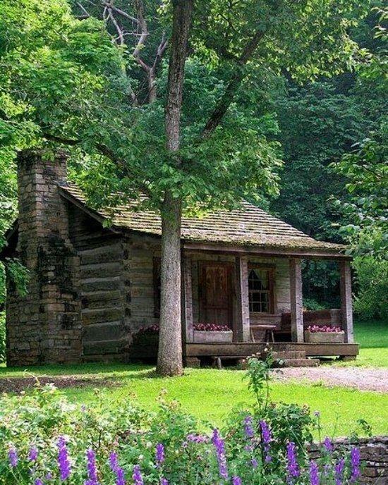 ..rustic cottage - co je naší inspirací... - Obrázek č. 15