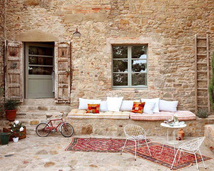 ..rustic cottage - co je naší inspirací... - Obrázek č. 3