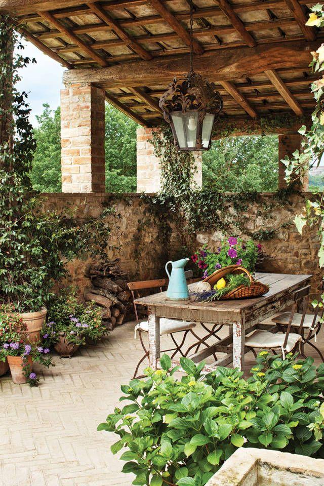 ..rustic cottage - co je naší inspirací... - Obrázek č. 56