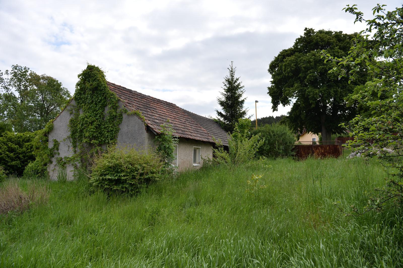..our rustic cottage.. - ..táák pěkně od začátku..