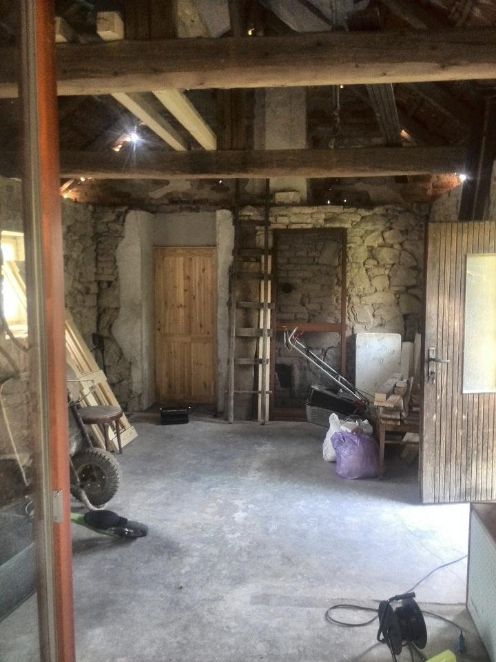 ..our rustic cottage.. - ..vnitřek domku