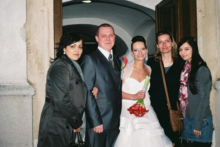 Naša svadba 13.4.2013 - Obrázok č. 5