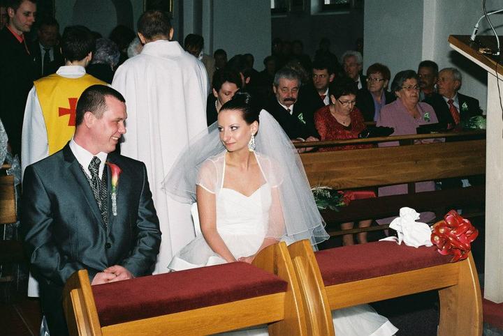 Naša svadba 13.4.2013 - Obrázok č. 1
