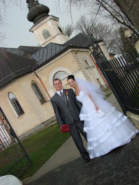 Naša svadba 13.4.2013 - Obrázok č. 3