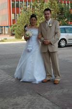 tu to začalo...minulý rok v júli na svadbe môjho brata