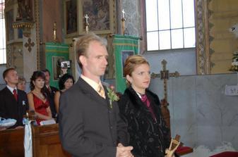 svedkovia - Lucka a Luko