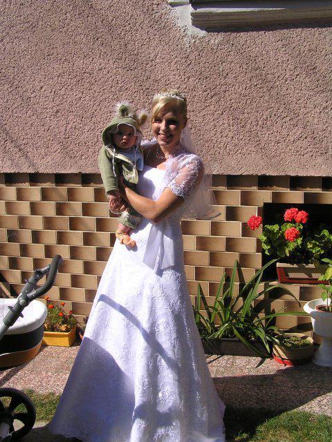 Lenka Karetková{{_AND_}}Libor Florek - dve princezničky v jeden svadobný deň :)