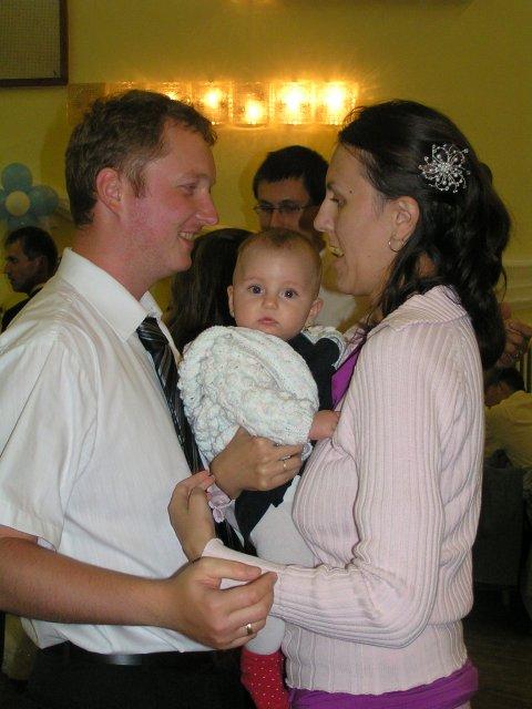 Lenka Karetková{{_AND_}}Libor Florek - princeznička Terezka s maminkou a tatinom