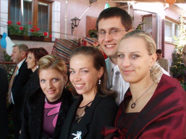 Lenka Karetková{{_AND_}}Libor Florek - Lucka, Alenka, Erik a Macka....super partia čo sa postarala o fajn zábavičku