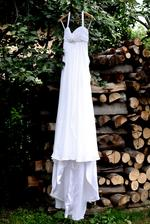 šaty boli z TN .. Zoya wedding center