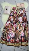 Maxi sukňa, 36