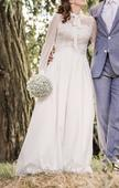 svadobná sukňa, 38