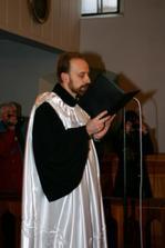 evanjelisky farar v NMnV, zlaty clovek