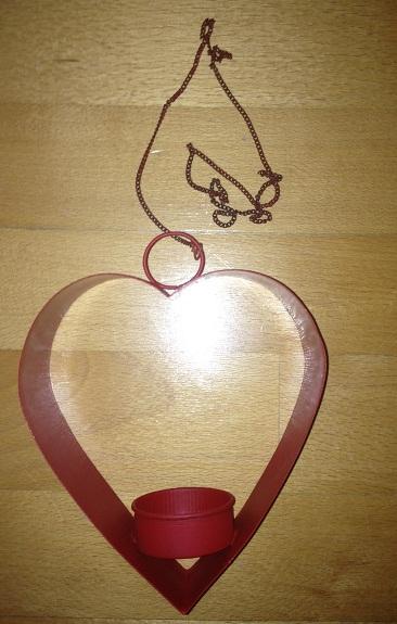 Dekorácia srdce - Obrázok č. 1