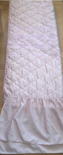 Saténový prehoz cez postel - Obrázok č. 1