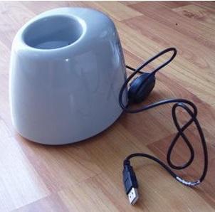 USB ohrievač/chladič - Obrázok č. 1