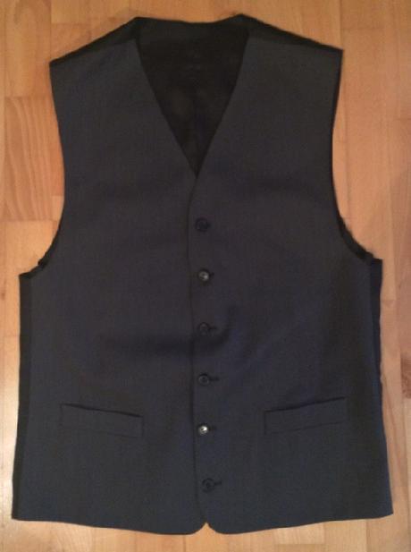 3 dielny pansky oblek - 98 - Obrázok č. 2